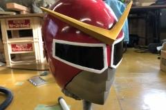 タキヤマン ヘルメット